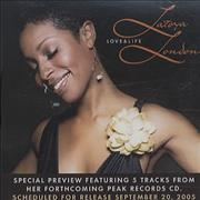 Click here for more info about 'Latoya London - Love & Life'