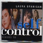 Click here for more info about 'Laura Branigan - Self Control Remixes '99'