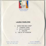 Click here for more info about 'Laura Marling - Laura Marling'