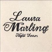 Click here for more info about 'Laura Marling - Night Terror - Pair of Promotional Discs'