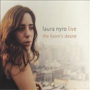 Click here for more info about 'Laura Nyro - Live + The Loom's Desire'