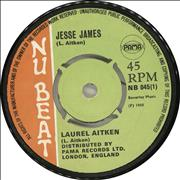 Click here for more info about 'Laurel Aitken - Jesse James'