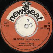 Click here for more info about 'Laurel Aitken - Reggae Popcorn - wol'