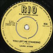 Click here for more info about 'Laurel Aitken - You Left Me Standing / Bug-A-Boo'