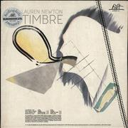 Click here for more info about 'Lauren Newton - Timbre'