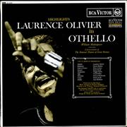 Click here for more info about 'Laurence Olivier - Othello'