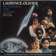 Click here for more info about 'Laurence Olivier - The Theme From 'Time' The Musical'
