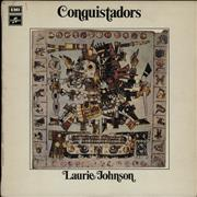 Click here for more info about 'Laurie Johnson - Conquistadors'