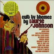 Click here for more info about 'Laurie Johnson - Cult TV Themes By Laurie Johnson'