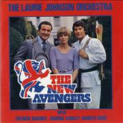 Click here for more info about 'Laurie Johnson - The New Avengers - Factory Sample'