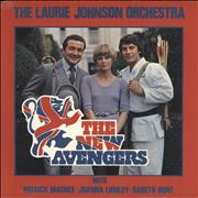 Click here for more info about 'Laurie Johnson - The New Avengers'