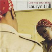Click here for more info about 'Lauryn Hill - Doo Wop That Thing'