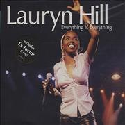 Click here for more info about 'Lauryn Hill - Everything Is Everything'