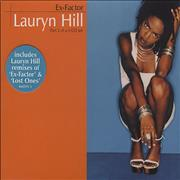 Click here for more info about 'Lauryn Hill - Ex-Factor'