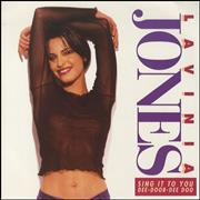 Click here for more info about 'Lavinia Jones - Sing It To You'