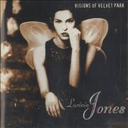 Click here for more info about 'Lavinia Jones - Visions Of Velvet Park'