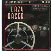 Click here for more info about 'Lazy Racer - Jumpin' The Gun - A-Label + P/S'