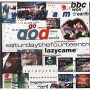 Lazycame Saturday 14th UK CD album