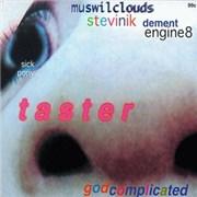 Lazycame Taster EP UK CD single