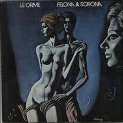 Click here for more info about 'Le Orme - Felona & Sorona - VG'