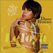 Click here for more info about 'LeToya - She Ain't Got... Dance Remixes'