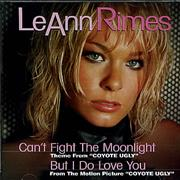 Click here for more info about 'Leann Rimes - Can't Fight The Moonlight/But I Do Love You'
