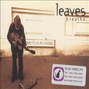 Click here for more info about 'Leaves - Breathe'