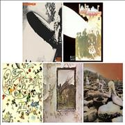 Click here for more info about 'Led Zeppelin - 1969-1982 Albums'