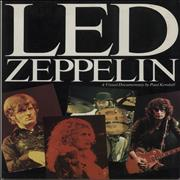 Click here for more info about 'Led Zeppelin - A Visual Documentary'