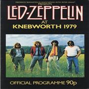 Click here for more info about 'Led Zeppelin - At Knebworth 1979'