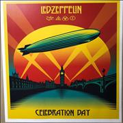 Click here for more info about 'Led Zeppelin - Celebration Day Lithograph'