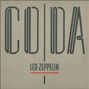 Click here for more info about 'Led Zeppelin - Coda - 1st - VG'