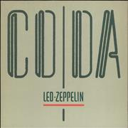 Click here for more info about 'Led Zeppelin - Coda - 1st'
