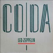 Click here for more info about 'Led Zeppelin - Coda - 1st - EX'