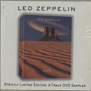 Click here for more info about 'Led Zeppelin - DVD Sampler'