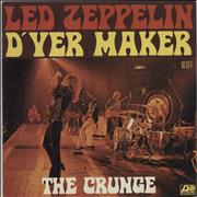 Click here for more info about 'Led Zeppelin - D'yer Maker'