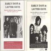 Click here for more info about 'Led Zeppelin - Early Days & Latter Days - Nos 1-5'