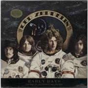 Led Zeppelin Early Days - The Best Of Led Zeppelin Vol. 1 - Sealed USA 2-LP vinyl set
