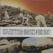 Click here for more info about 'Led Zeppelin - Houses Of The Holy - 180gm - Sealed'