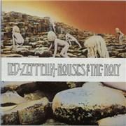 Led Zeppelin Houses Of The Holy - 180gm USA vinyl LP