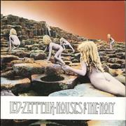 Click here for more info about 'Led Zeppelin - Houses Of The Holy - 180gm'