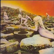 Click here for more info about 'Led Zeppelin - Houses Of The Holy - 3rd - EX'