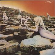 Click here for more info about 'Led Zeppelin - Houses Of The Holy - 4th - EX'