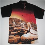 Click here for more info about 'Led Zeppelin - Houses Of The Holy - Large Club Shirt'