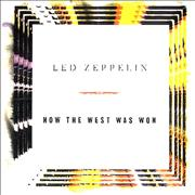 Led Zeppelin How The West Was Won - Sealed USA CD single Promo