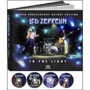 Led Zeppelin In The Light UK DVD