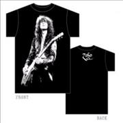 Click here for more info about 'Led Zeppelin - Jimmy Page T-Shirt - Small'