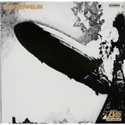Led Zeppelin Led Zeppelin - 200gm Quiex SV-P USA vinyl LP
