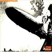 Led Zeppelin Led Zeppelin - 2nd - Superhype credit UK vinyl LP