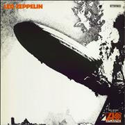 Click here for more info about 'Led Zeppelin - Led Zeppelin - Non barcoded - EX'